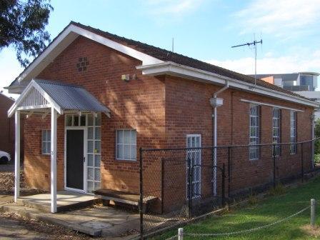 Canberra Glassworks Chapel