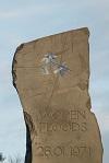 Woden Flood Memorial 100
