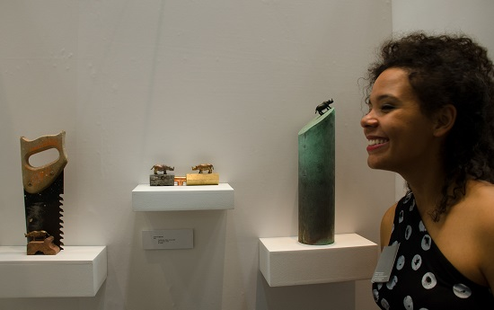Rosalind Lemoh and her art