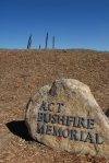 small ACT Bushfire Memorial
